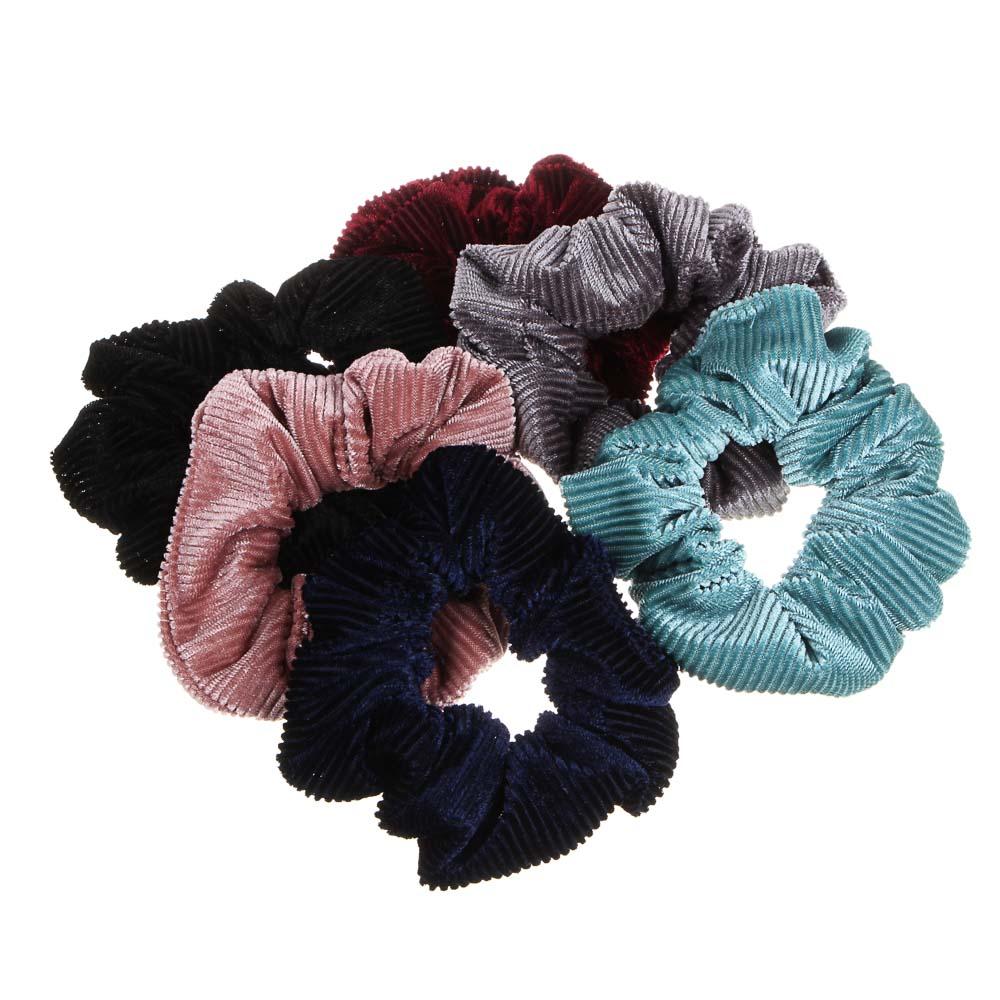 Резинка для волос BERIOTTI, d.10 см, 6 цветов