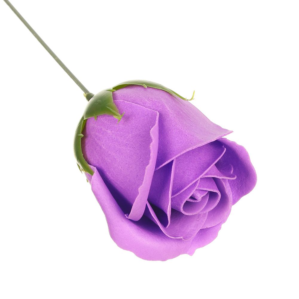 LADECOR Лепестки мыльные в форме розы, 39 см, 6 цветов
