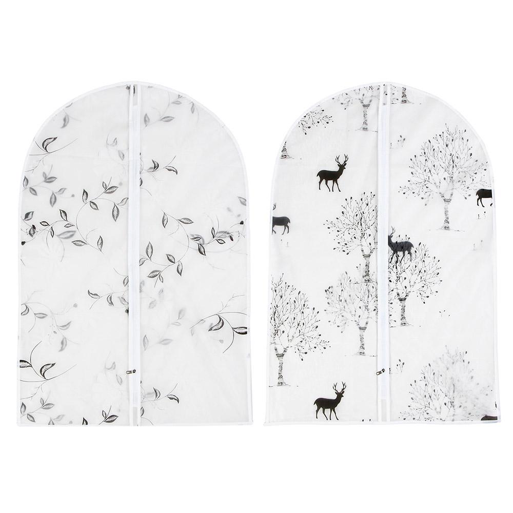 Чехол для хранения одежды VETTA, 60х90 см, PEVA, 2 дизайна
