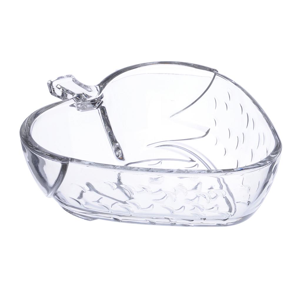 Noritazeh Strawberry Салатник 19см, стекло, под.упак.