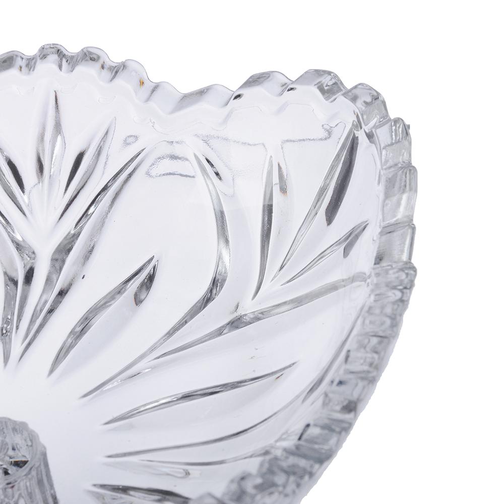 Noritazeh Kiccho Салатник на ножке, 18х10см, стекло, под.упак.