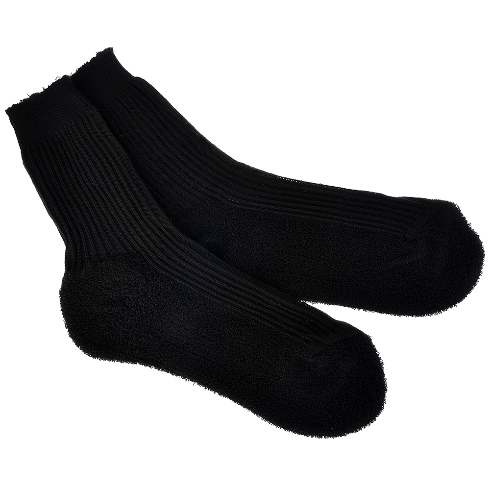 Носки мужские, МТ-761, на 40% хлопок, 60% ПЭ, р-р 27-29, цвет черный.