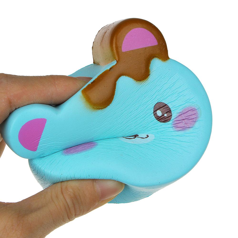 """LASTIKS Мялка """"Сквиш милые животные"""", с ароматом, 8-12см, полиуретан, 6-12 дизайнов"""