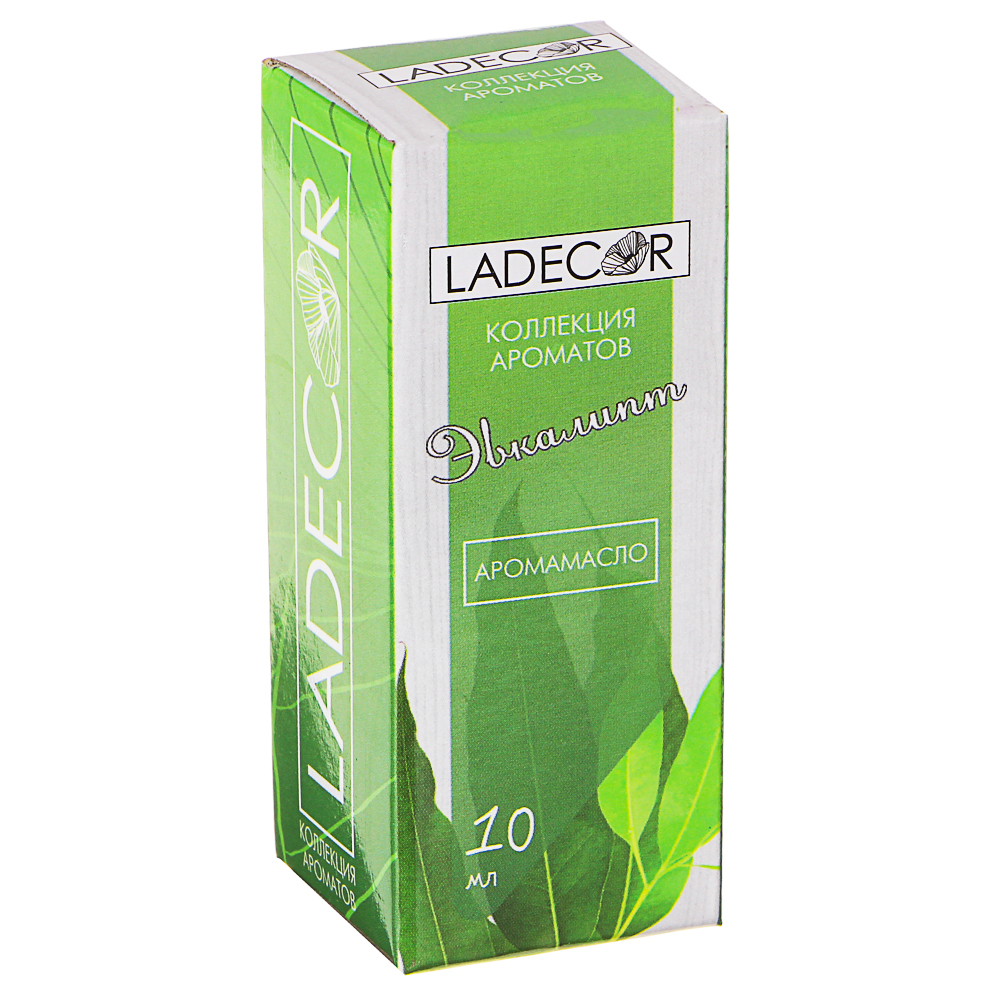 LADECOR Аромамасло 10мл, Y10A ,12 ароматов