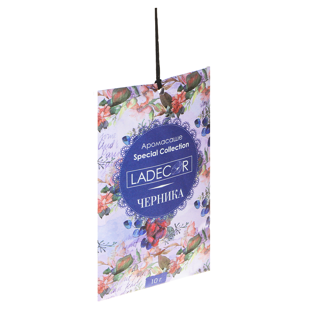 LADECOR Аромасаше Special Collection, 10гр, 6 ароматов