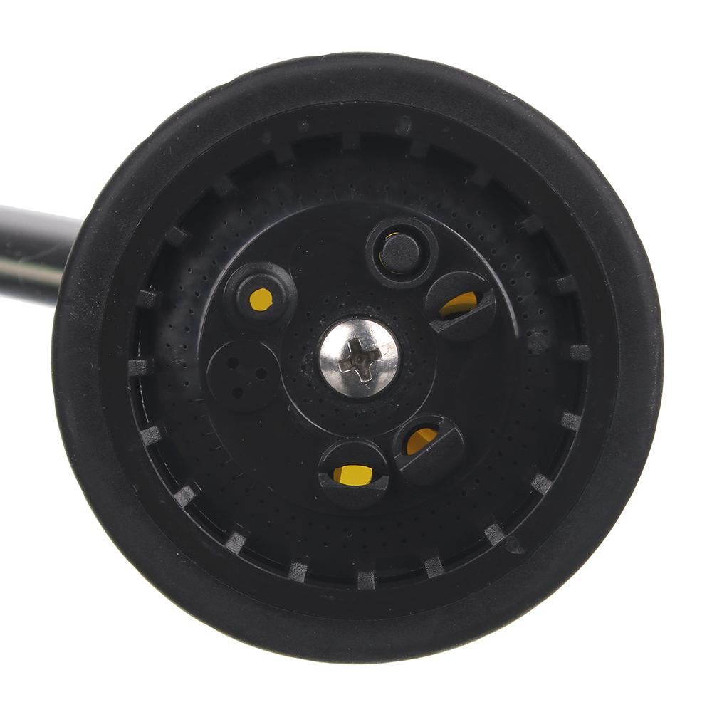 INBLOOM Пистолет-разбрызгиватель штанга 44см, 9 режимов, ABS, алюминий