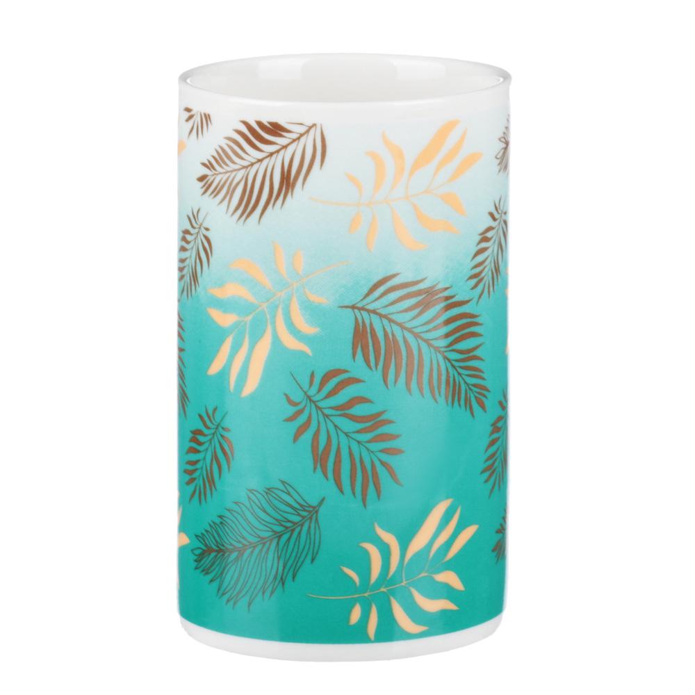 "VETTA Стакан для ванной комнаты, ""Модерн"", керамика, 2 цвета"