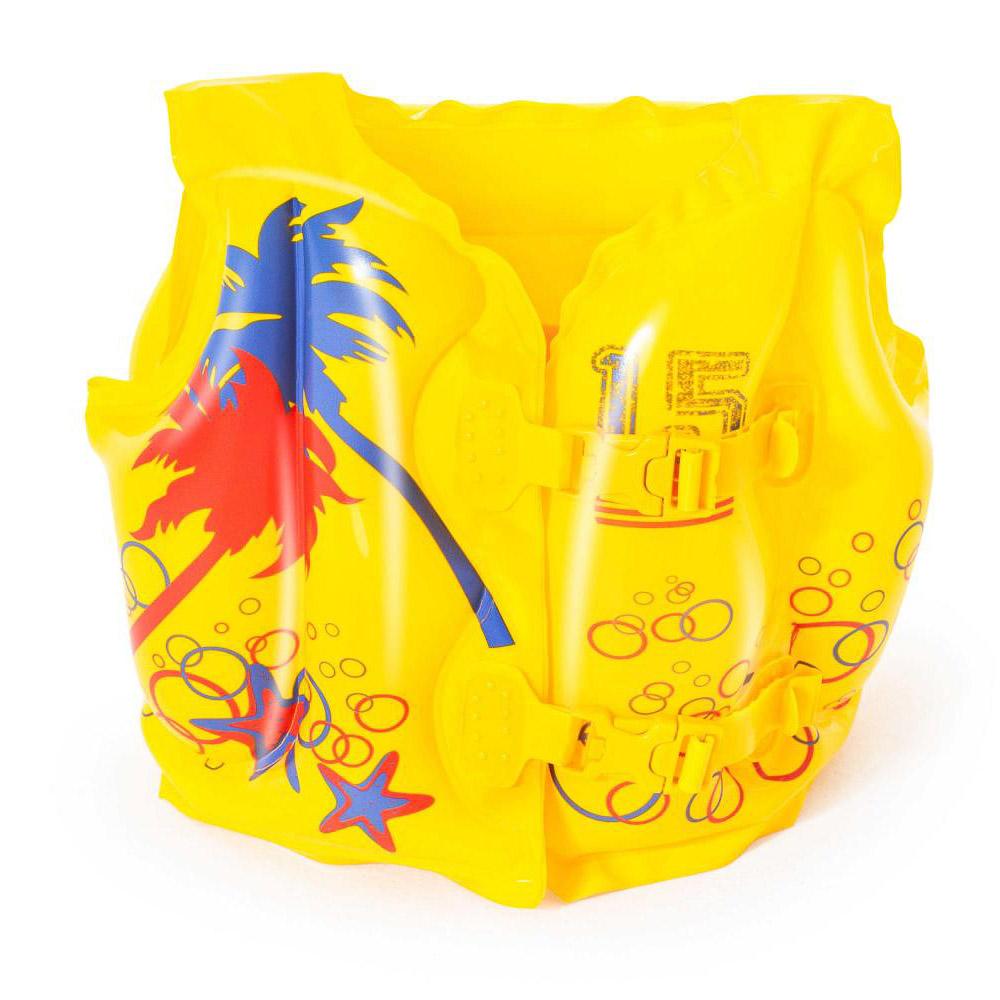 BESTWAY Жилет для плавания Tropical, PVC, 41x30см, 32069