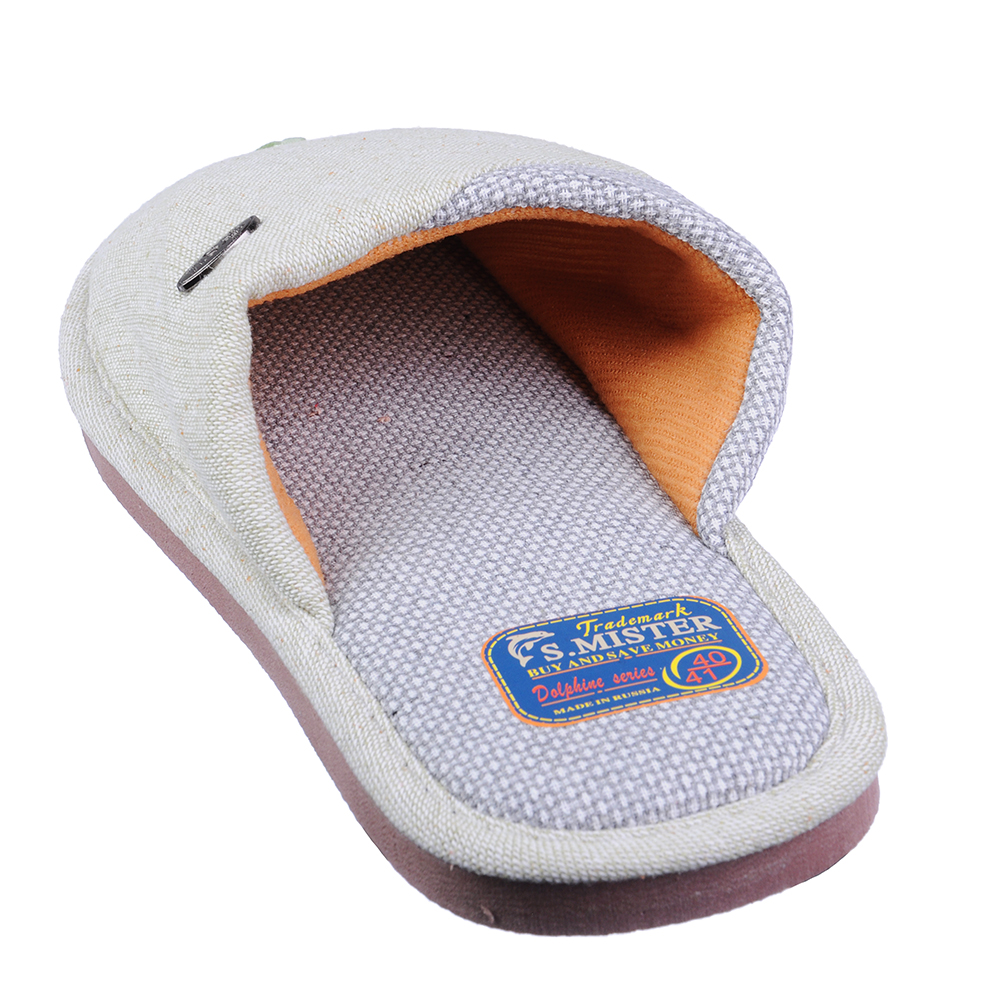 Туфли комнатные мужские, р.40-45, А71-003