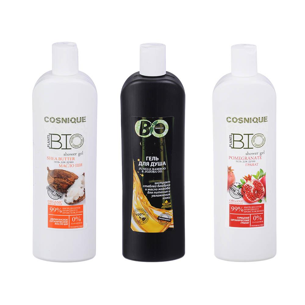 Гель для душа BIO Organic Series, Бамбук/Ройбуш, 450 мл