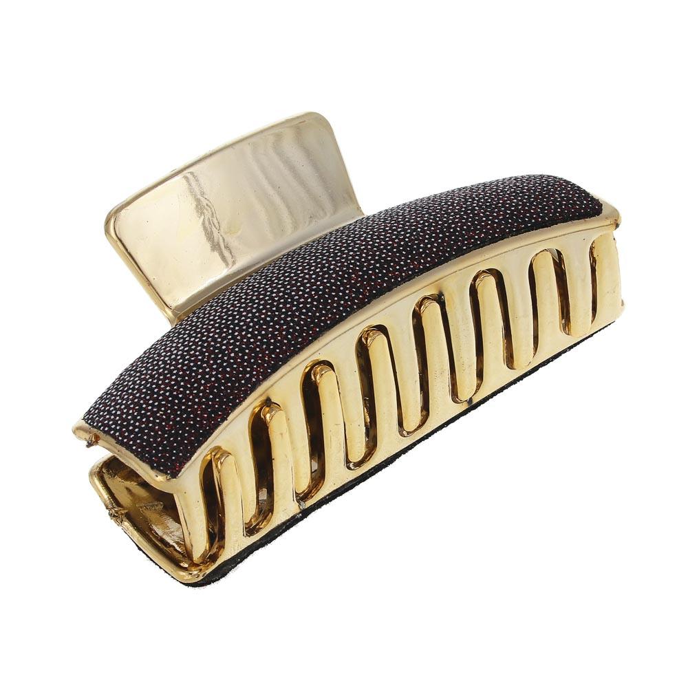 Краб для волос BERIOTTI, 8 см, 2 дизайна