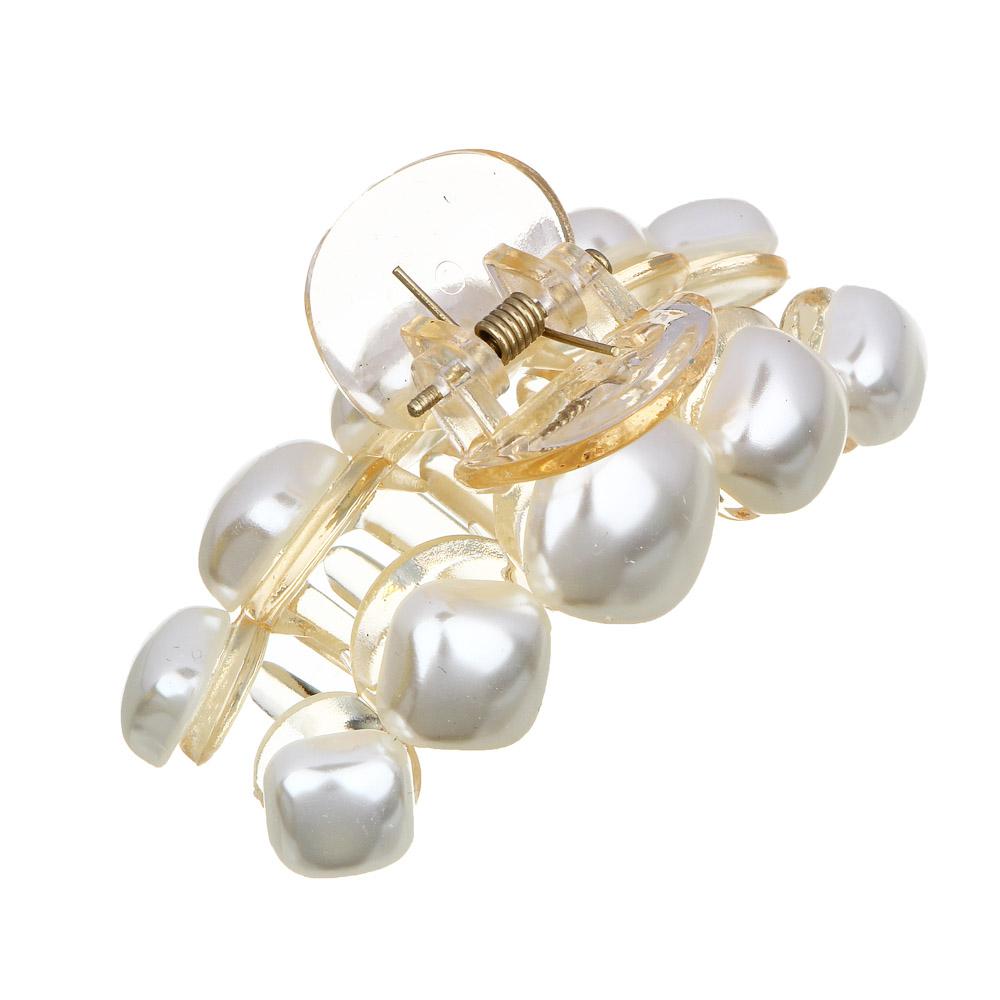 BERIOTTI Краб для волос, пластик, 7см, 2 дизайна