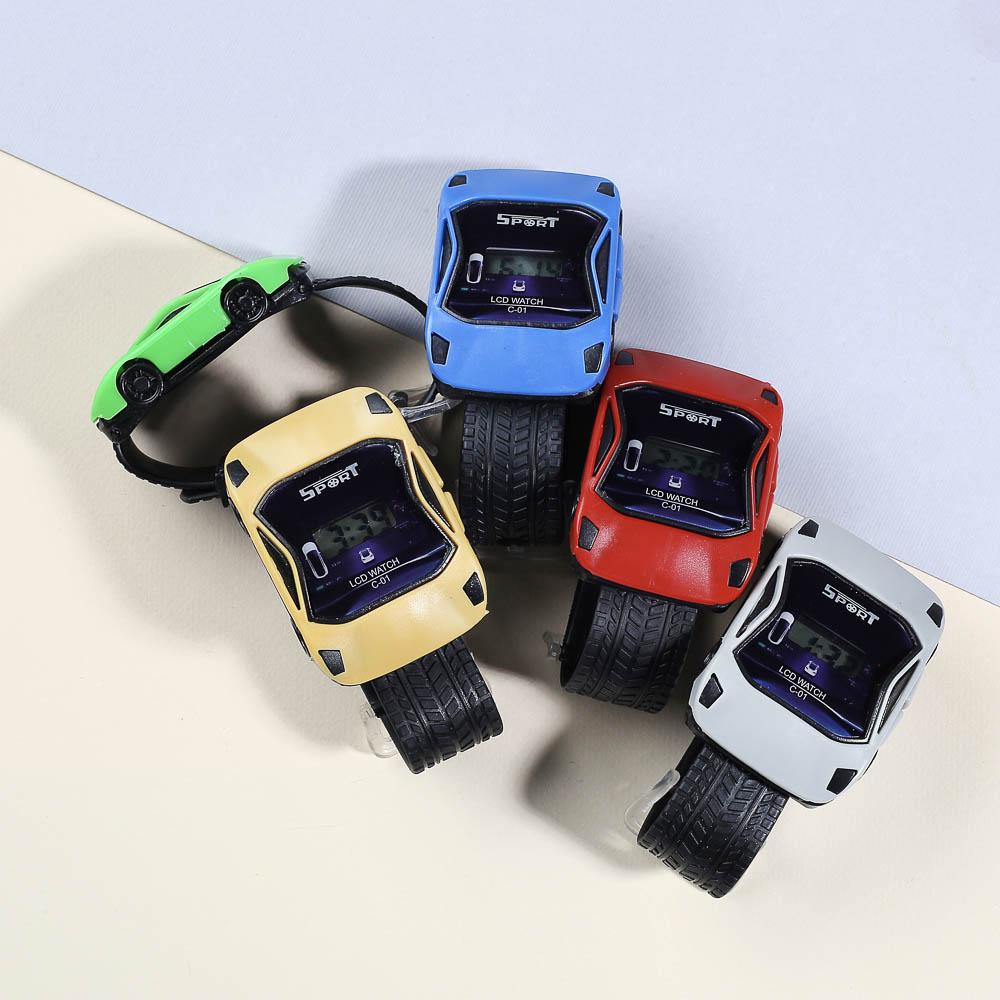 BERIOTTI Часы электронные, 4-6 цветов, тип батарейки 3, ЧН2020-1