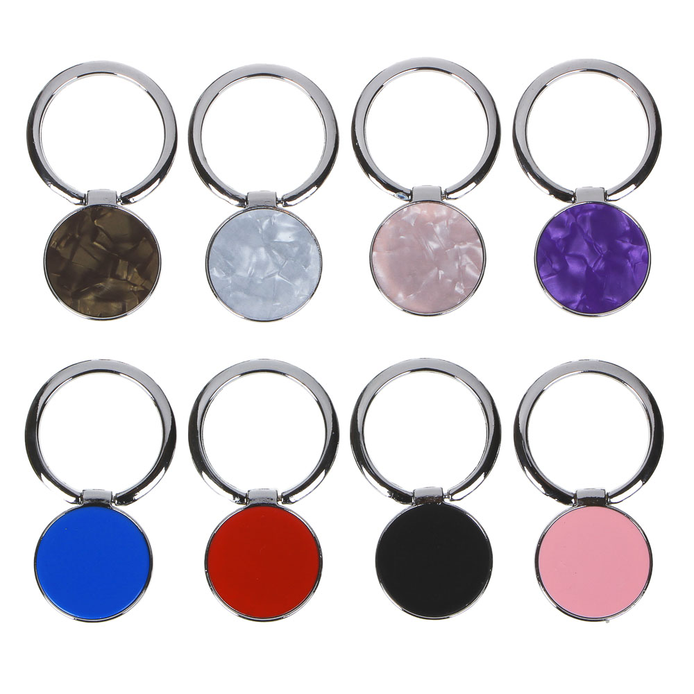 FORZA Кольцо-держатель для телефона, металл, 8 цветов
