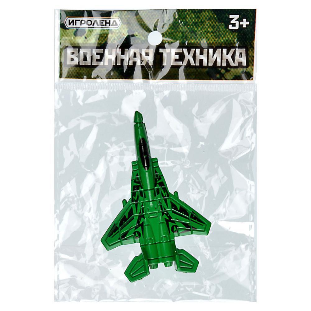 Игрушка в виде военной техники, пластик, 10х5х1см, 3 дизайна