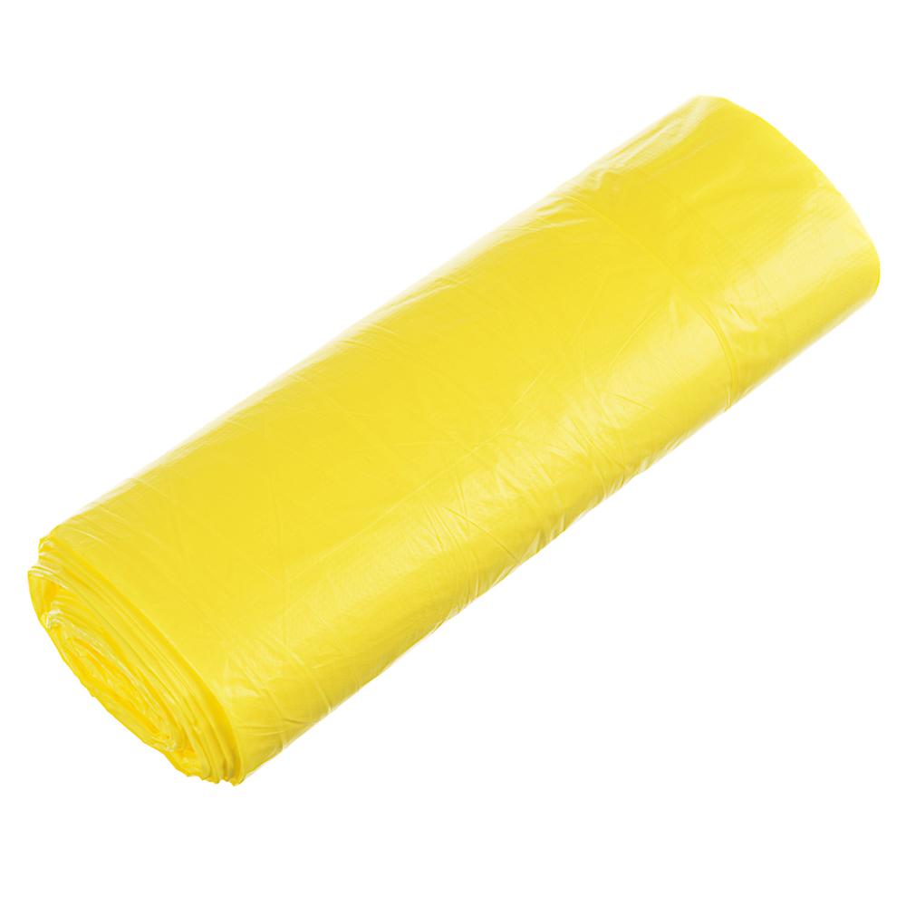 VETTA Мешки для мусора БИО 10шт, 60л, 14 мкм, 60х68см, с завязками, 3 аромата