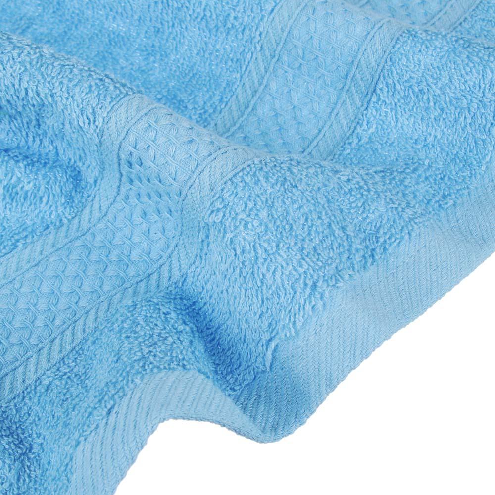 PROVANCE Наоми Полотенце махровое, 100% хлопок, 50х90см, 360гр/м, нежно-голубой