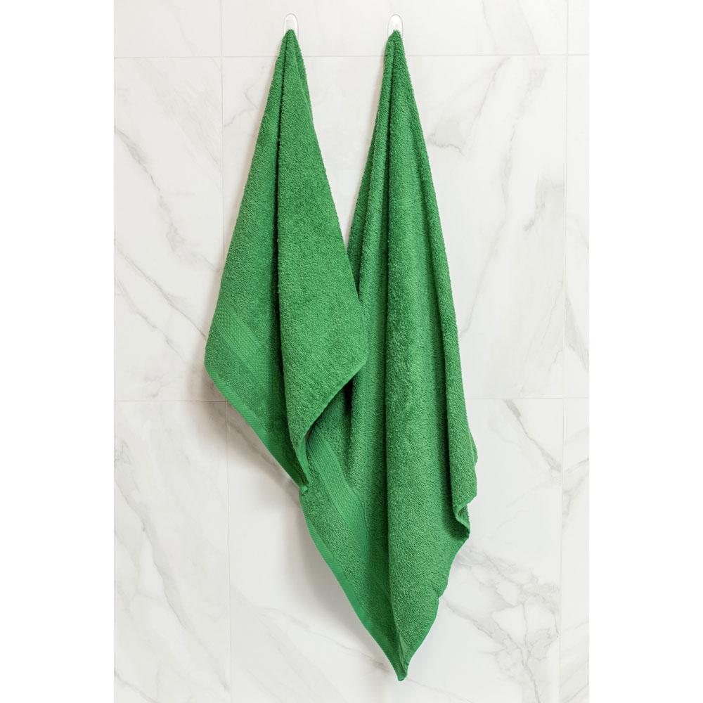 PROVANCE Наоми Полотенце махровое, 100% хлопок, 70х130см, 360гр/м, зеленая трава