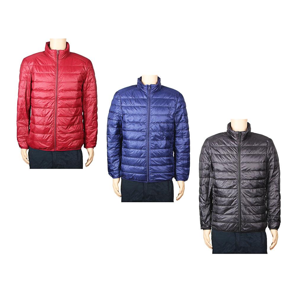 Ультралегкая куртка с пуховым наполнителем, 280 грамм, S/M, L/XL, 2XL/3XL