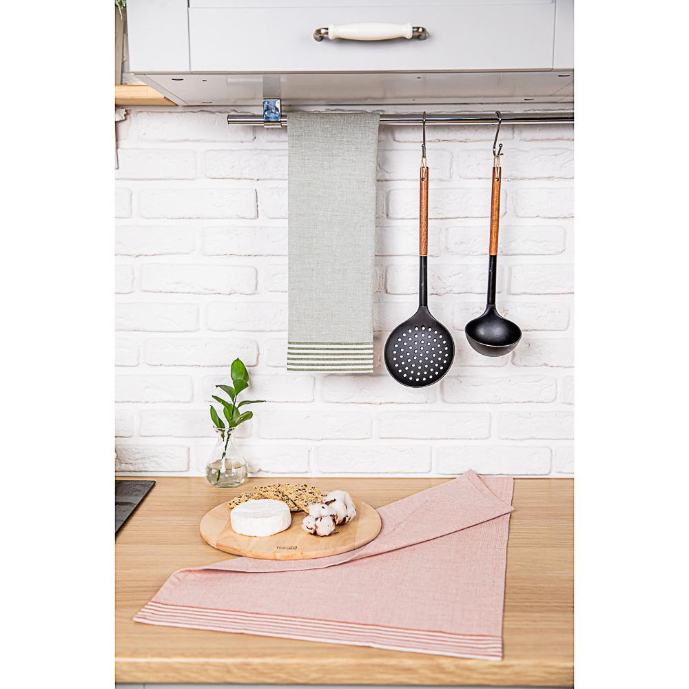 PROVANCE Корица Полотенце кухонное, 100% хлопок, 40х60см, 180гр/м, 2 цвета