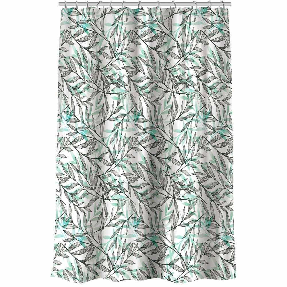 "VETTA Шторка для ванной, полиэстер, 180x180см, ""Кораллы"", 4 дизайна"
