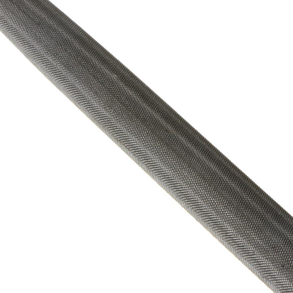 ЕРМАК Набор напильников 200мм 4шт(кругл.,полукругл.,трёхгранный,плоск.),пластик.двухкомпонент. ручка
