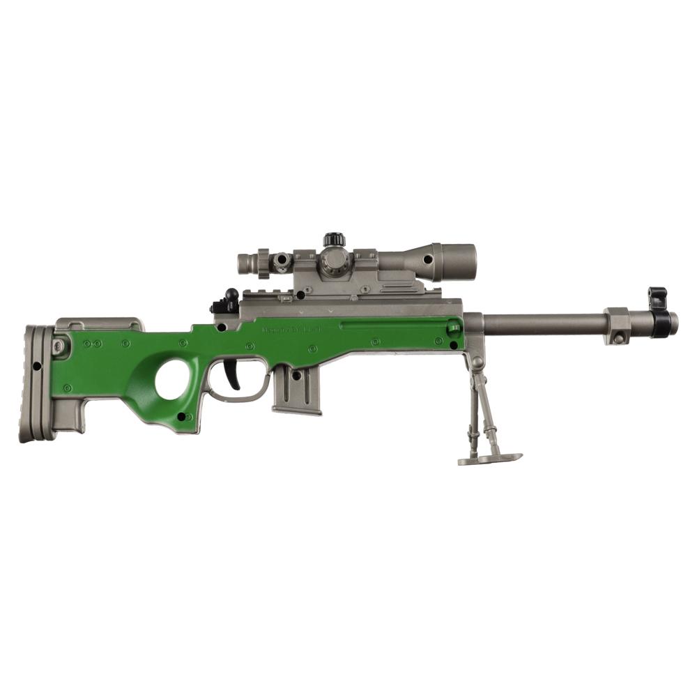 ИГРОЛЕНД Мини-оружие с пулями гидрогель, ABS, 31,5х10,5х2,7см, 4 дизайна