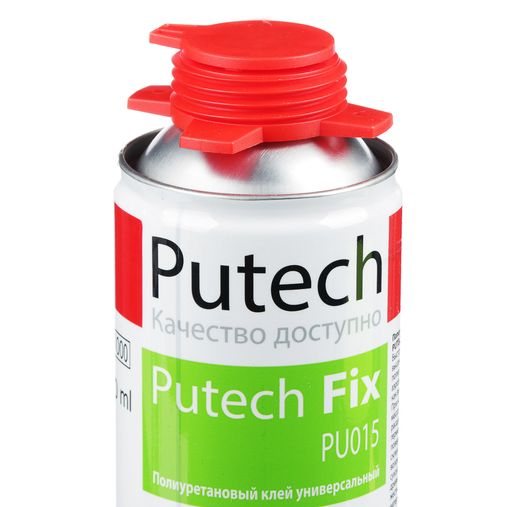 Клей-пена универсальный полиуретановый PUTECH PROFI 840 гр