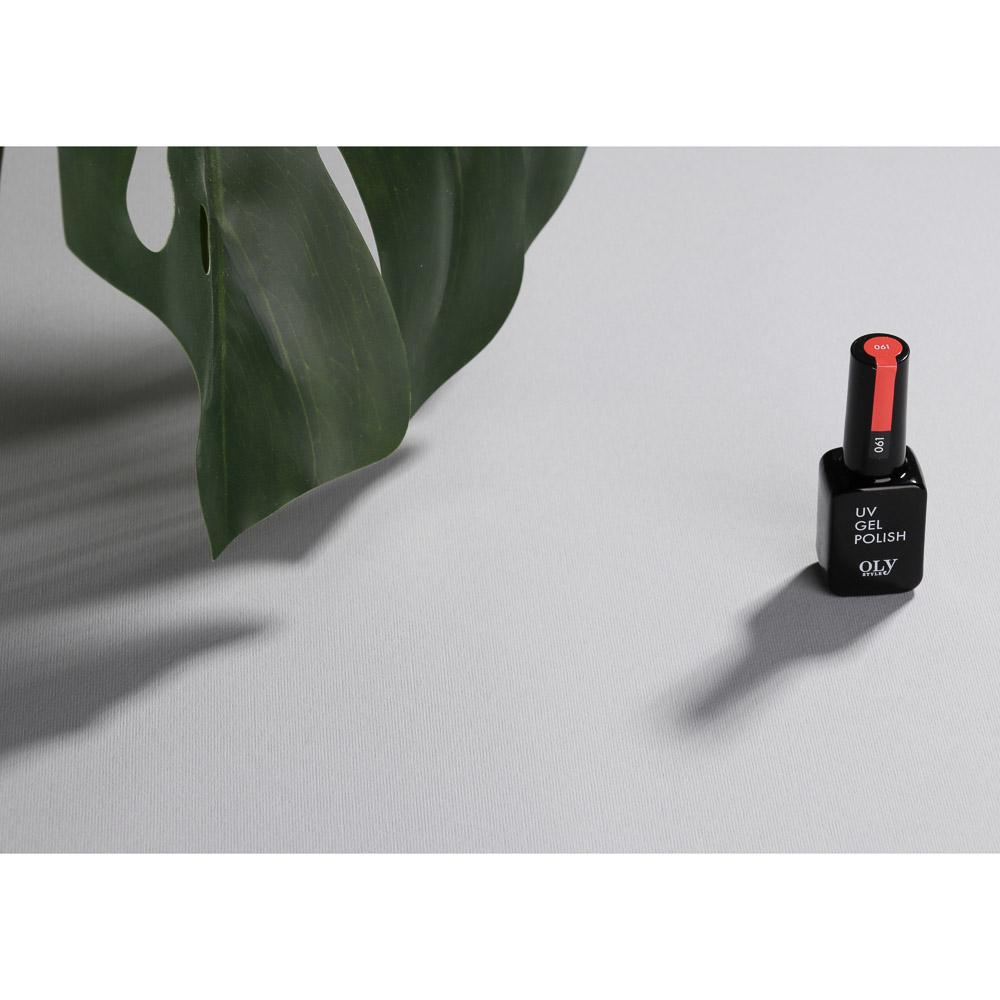 OLYSTYLE Гель-лак для ногтей, UV, 10мл, 12 цветов