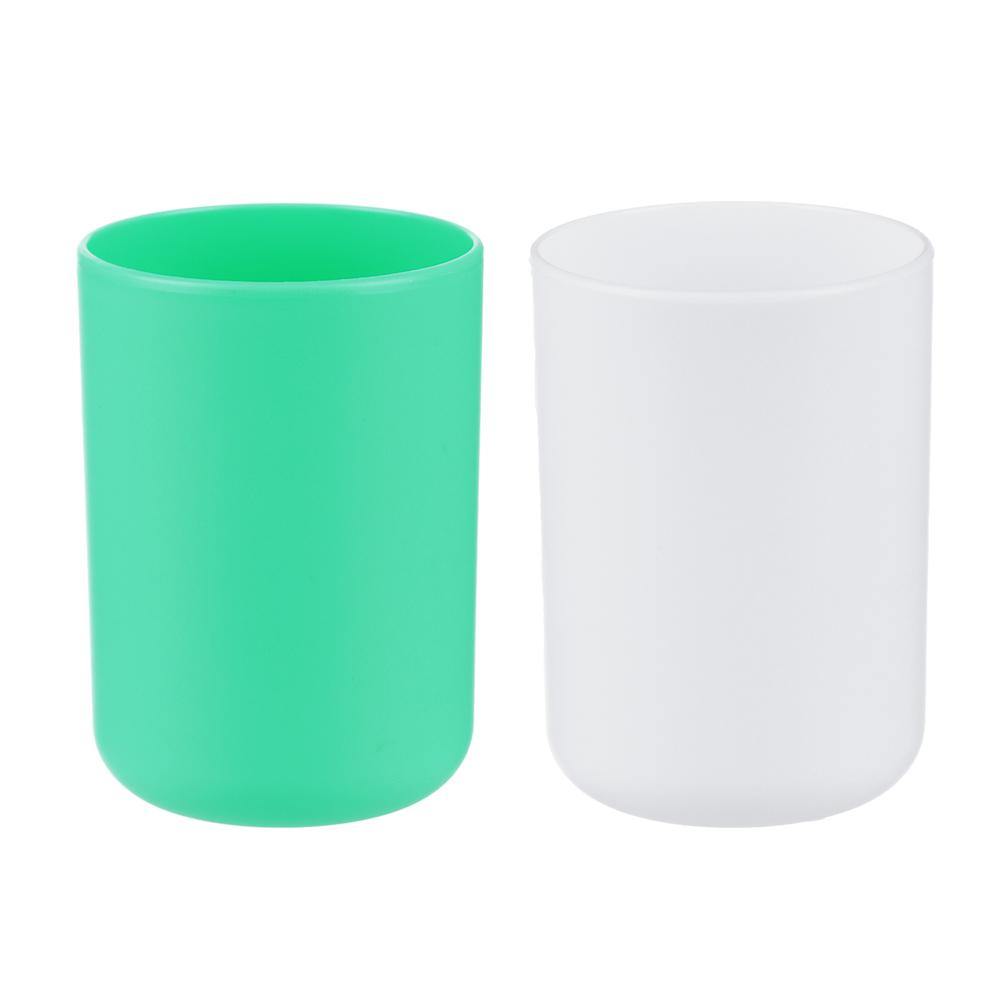 """VETTA Стакан для ванной комнаты, """"Фреш"""", пластик, 2 цвета"""