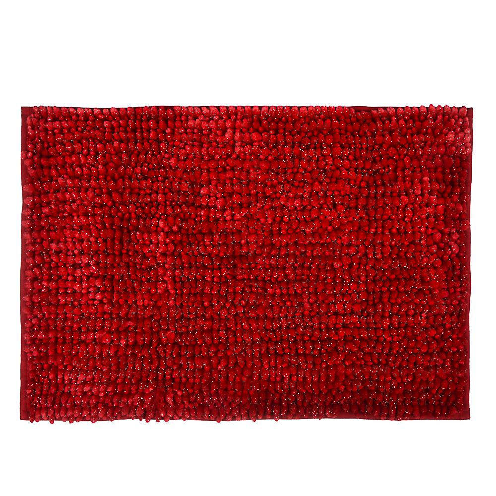 VETTA Коврик для ванной, шенилл с люрексом, 40х60, микрофибра, 2 цвета