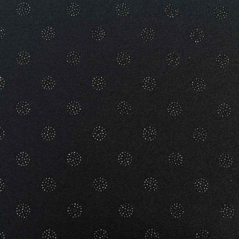 PROVANCE Жемчуг Скатерть текстильная со стразами, 140х180см, 100% ПЭ, 2 цвета