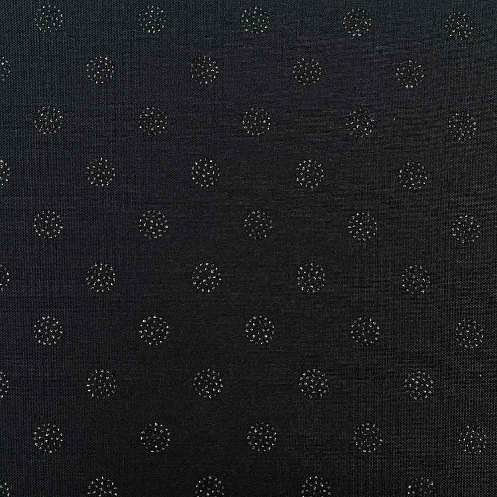PROVANCE Жемчуг Скатерть текстильная со стразами, 140х230см, 100% ПЭ, 2 цвета