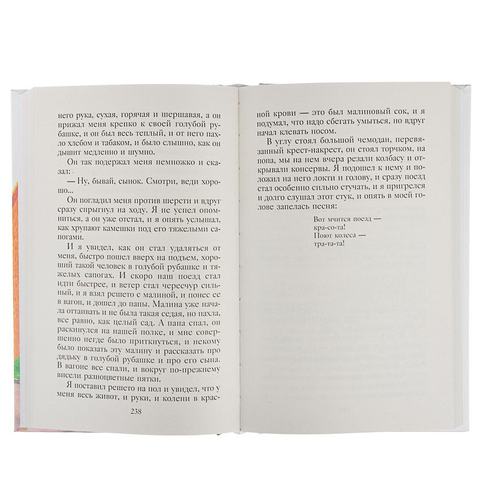 """ЭКСМО Книга """"Детская библиотека"""", 416-576стр, бумага, картон, 20х13х2см, 6 дизайнов"""