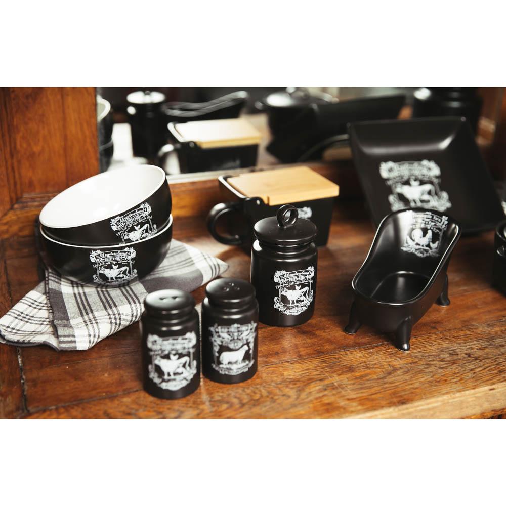MILLIMI Ранчо Набор для соли и перца, 5х8см, керамика