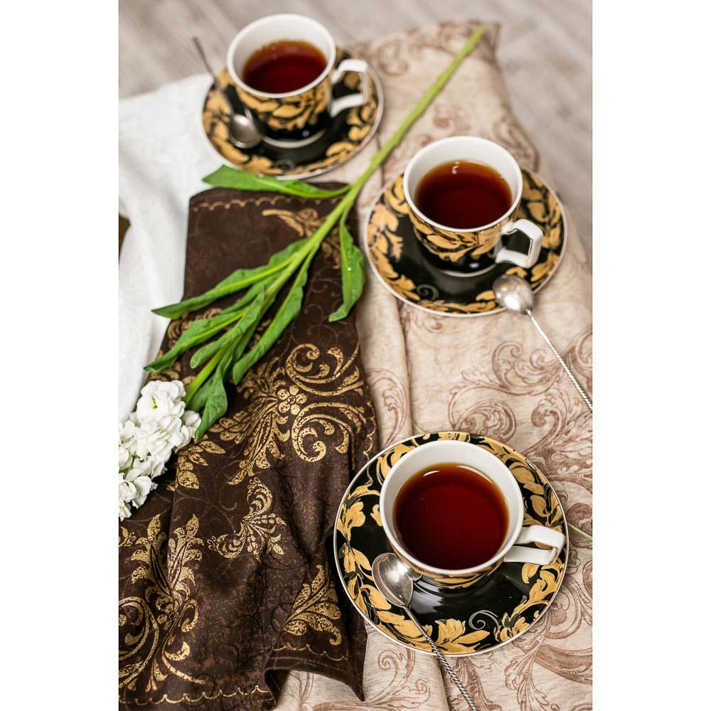 MILLIMI Император Набор чайный 12 пр., 260мл, костяной фарфор