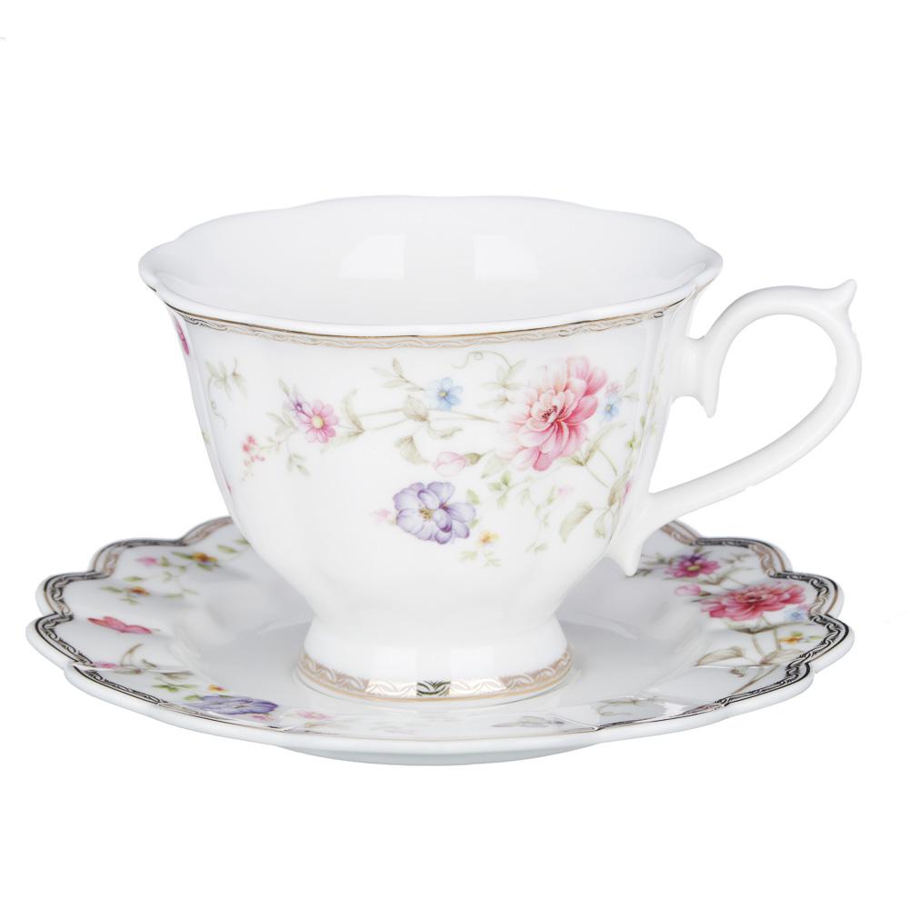 MILLIMI Антуанетта Набор чайный 4 пр., 220мл, костяной фарфор