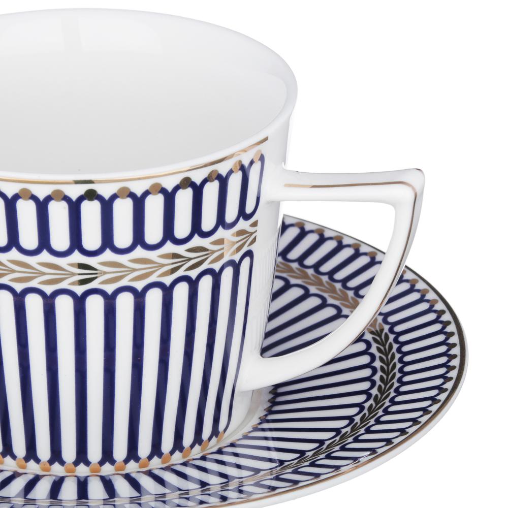 MILLIMI Граф Набор чайный 4 пр., 250мл, костяной фарфор