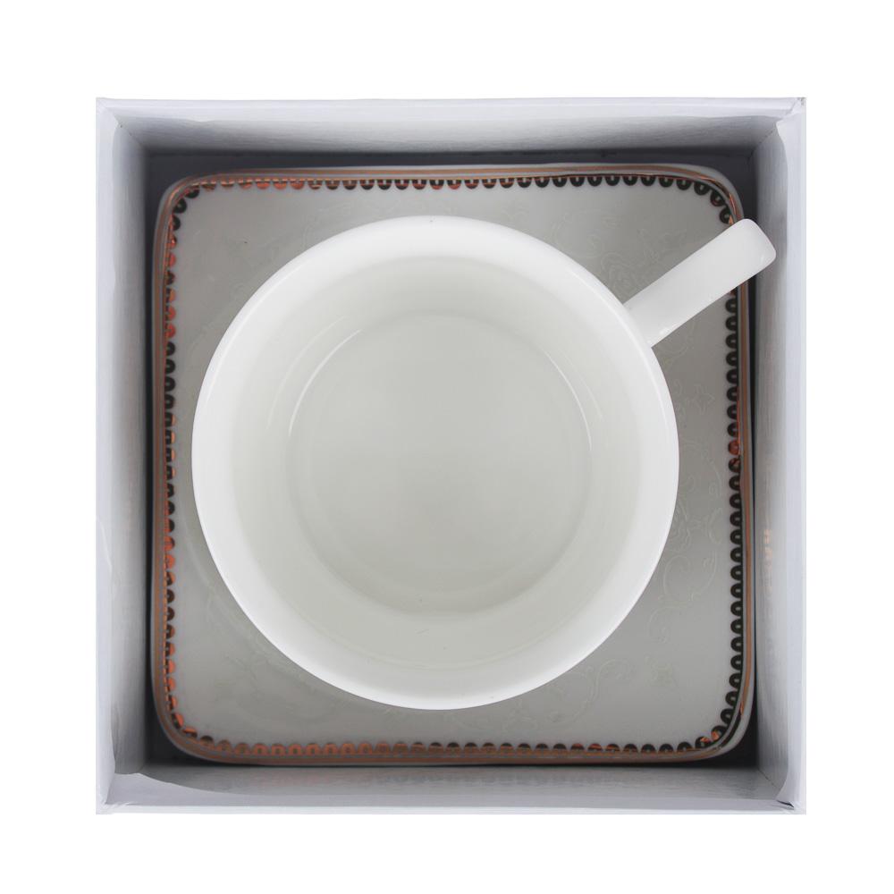 MILLIMI Катрин Набор чайный 2пр., 250мл, костяной фарфор