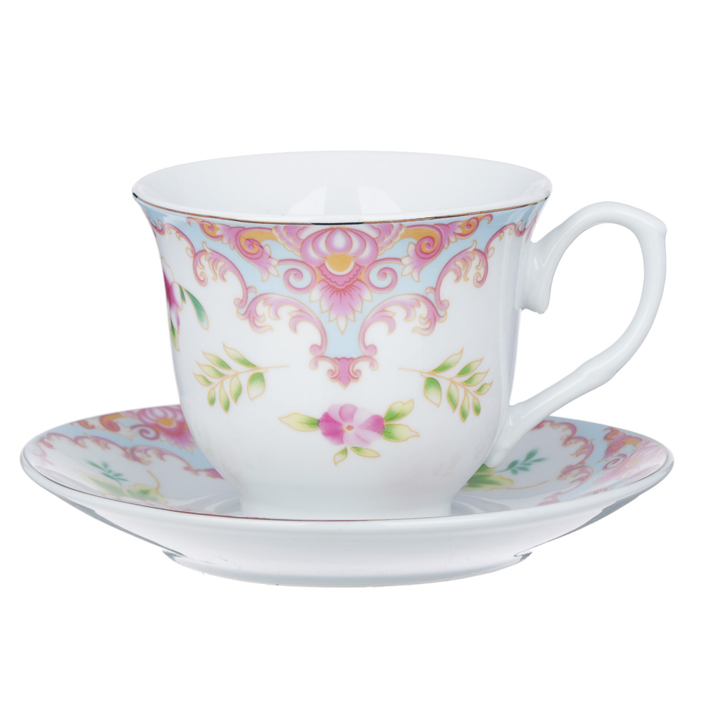Сабина Набор чайный 12 пр., 220мл, фарфор