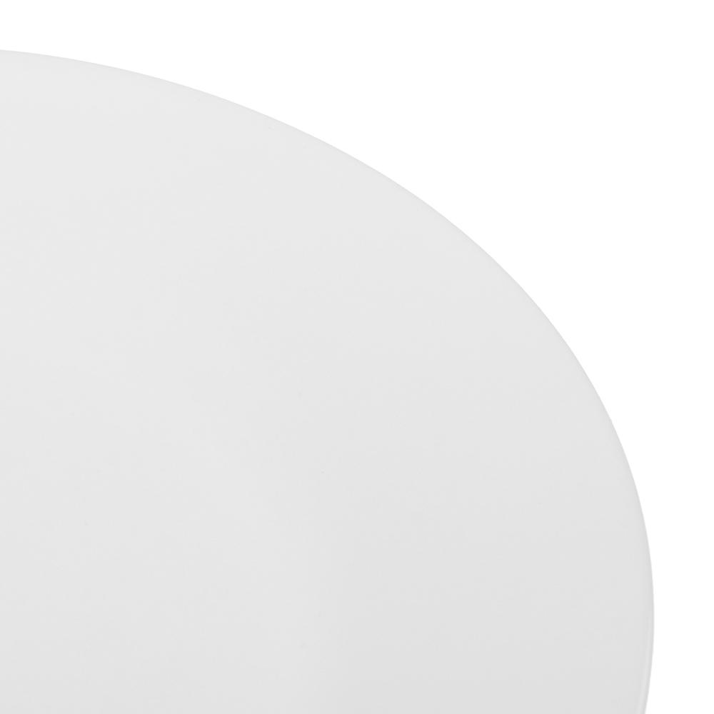 MILLIMI Тарелка подстановочная 23см, опаловое стекло