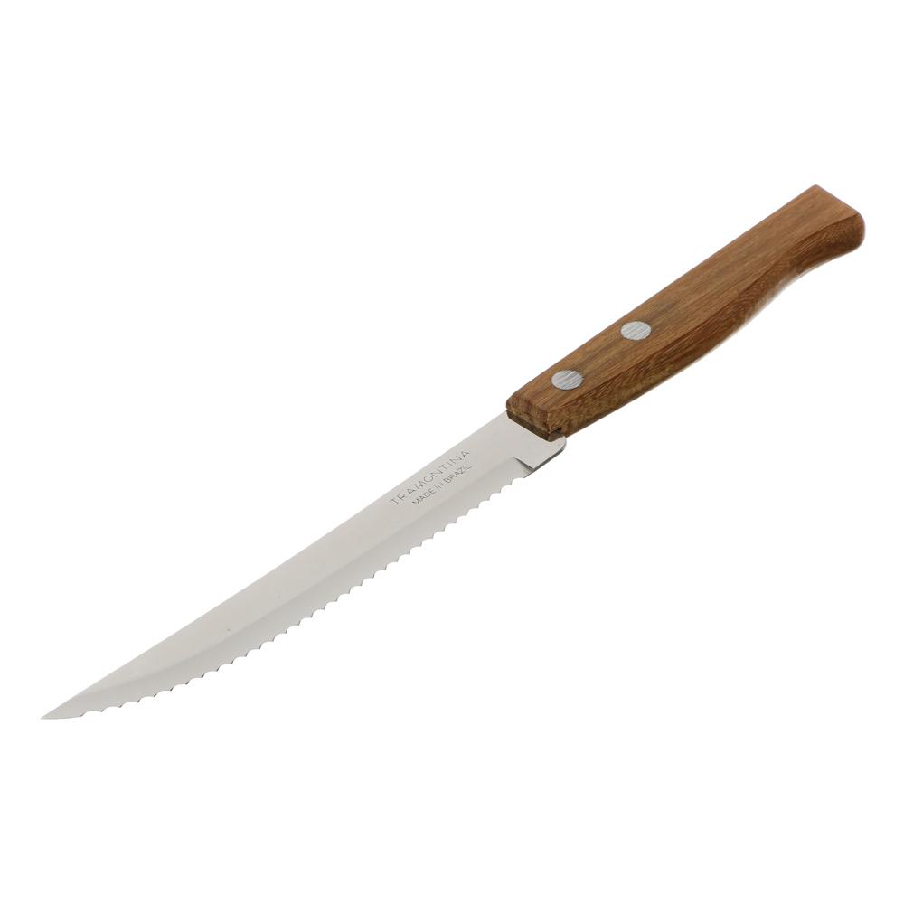 Tramontina Tradicional Нож для мяса 12.7см, блистер, цена за 2шт., 22200/205