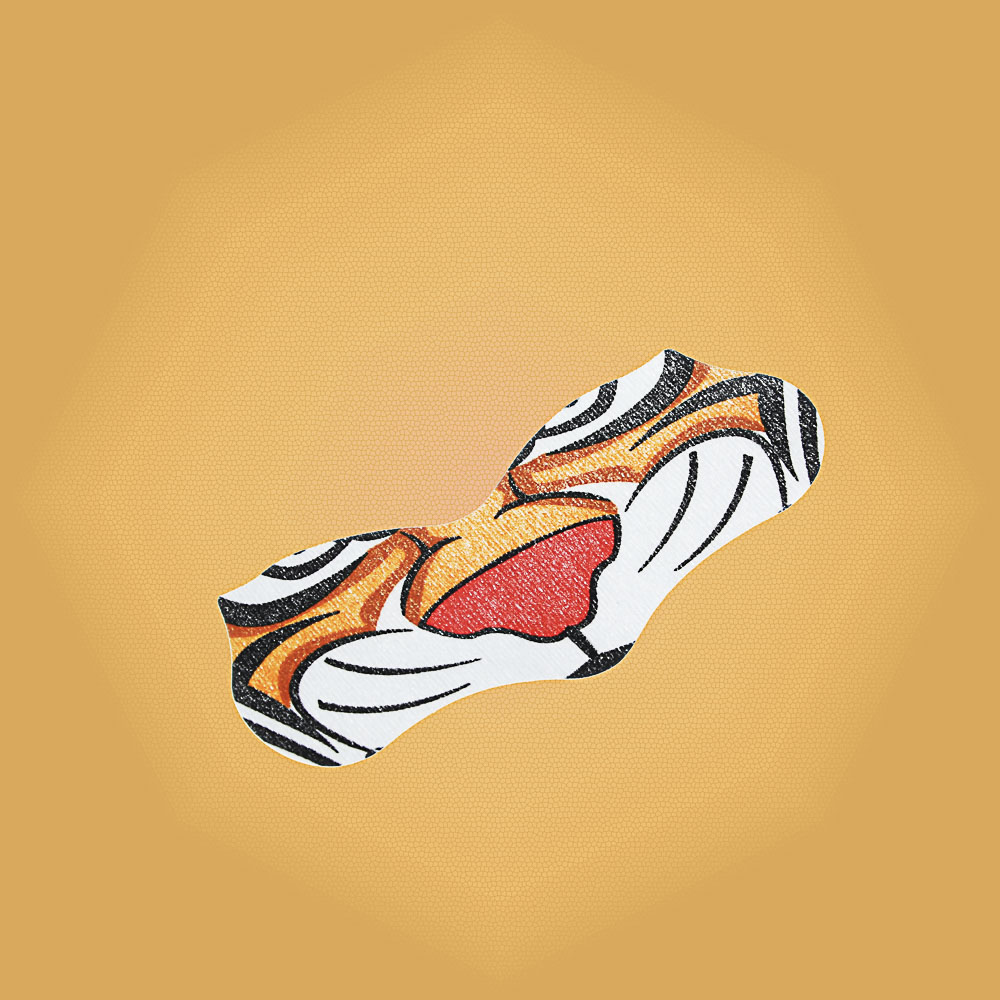 Полоски для носа очищающие ЮниLook, с экстрактом масла чайного дерева, 5 шт