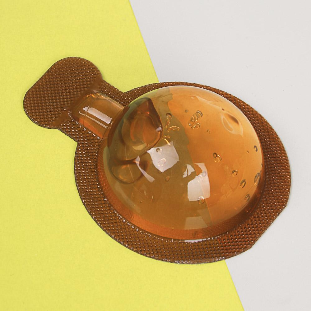 Маска для лица гелевая ЮниLook, омолаживающая и подтягивающая с ниацинамидом,10 мл