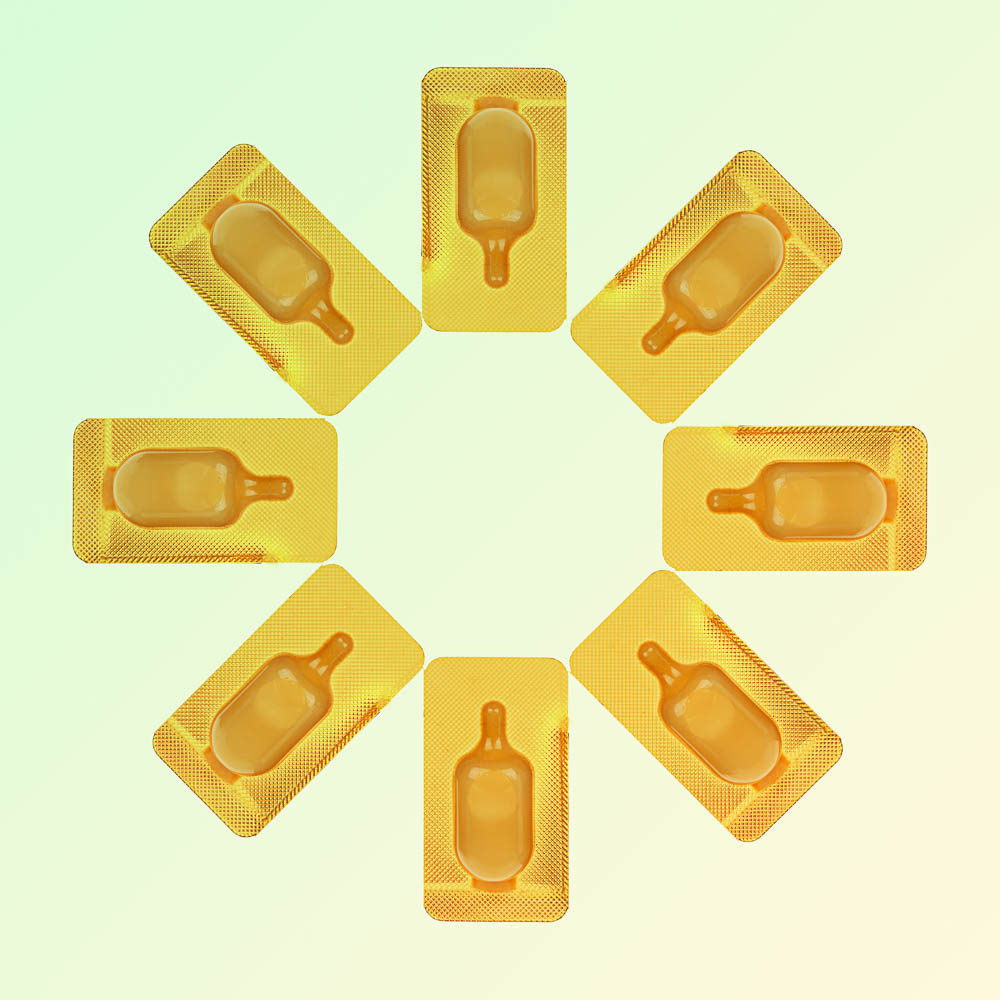 Лосьон для лица ЮниLook, увлажняющий с лифтинг эффектом с ниацинамидом, 2 мл