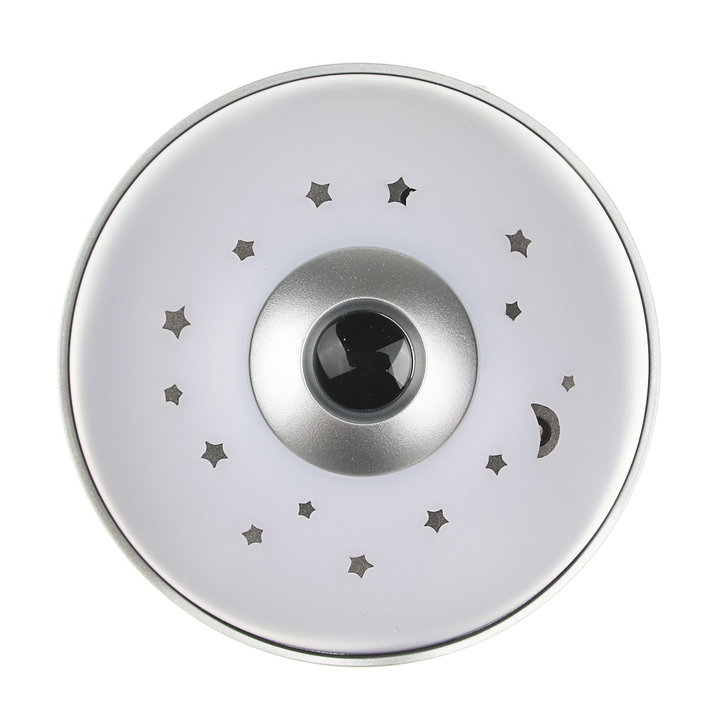 LADECOR CHRONO Будильник с ЖК-цифровым дисплеем, таймер, термометр, с проекцией,ABS, 5x10x10см