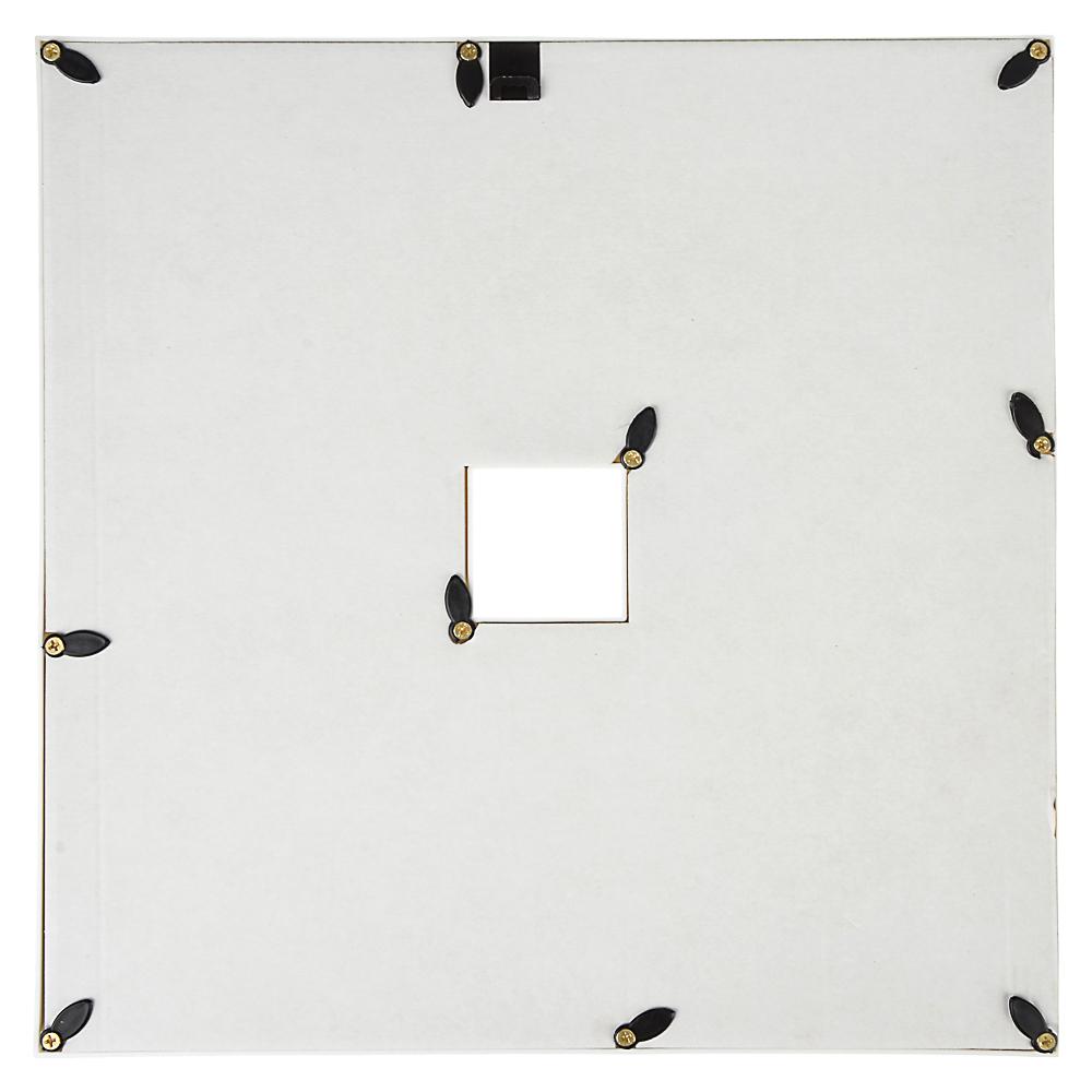 LADECOR Фоторамка на 4 фотографии, 30х30см, пластик, белая