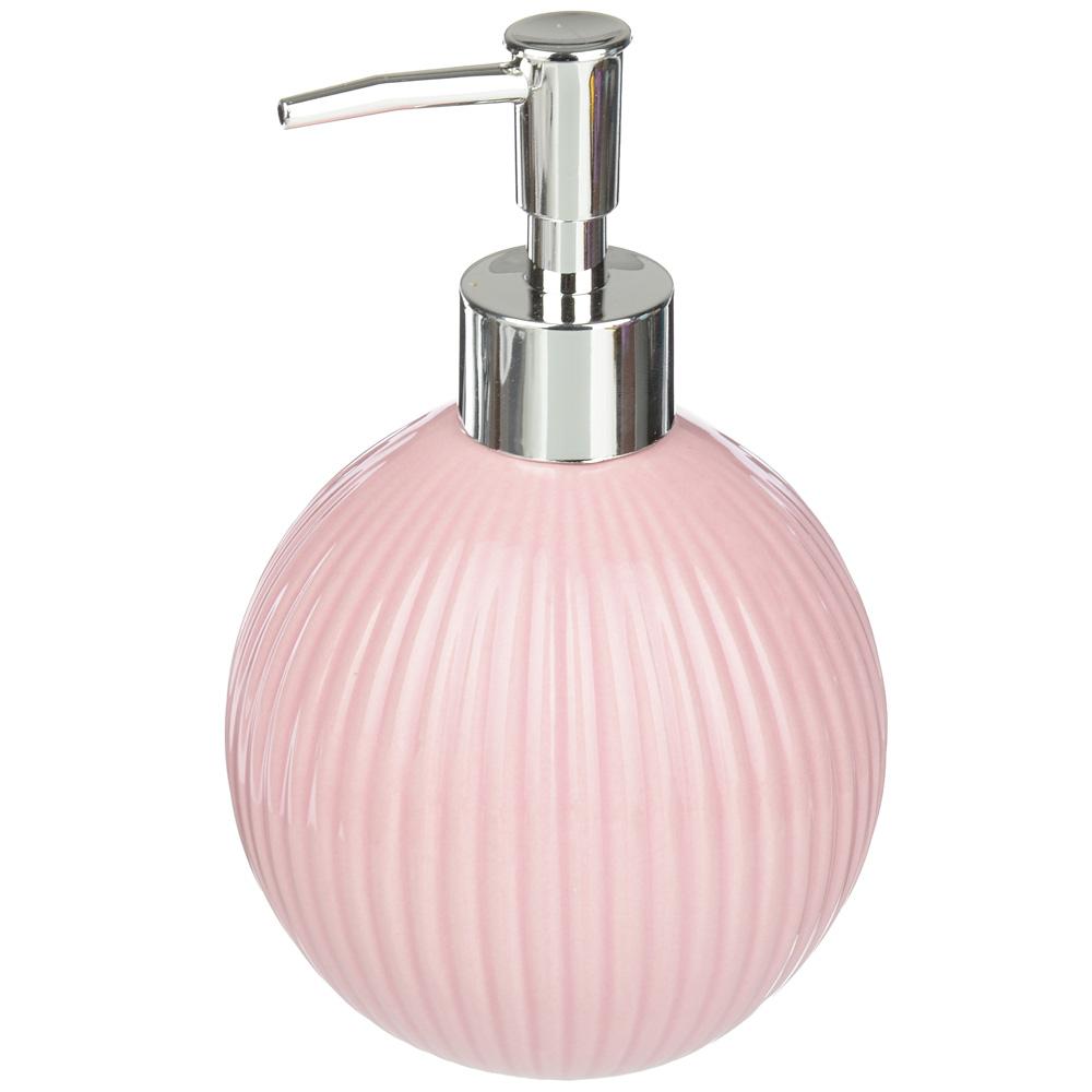 """VETTA Дозатор для жидкого мыла """"Палермо"""", керамика, 3 цвета"""