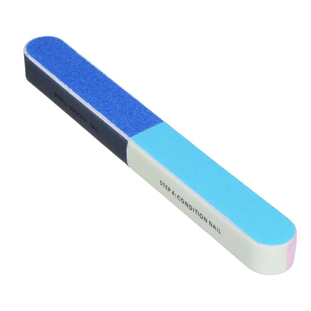 Бафик для ногтей 7 в 1 ЮниLook,18 см