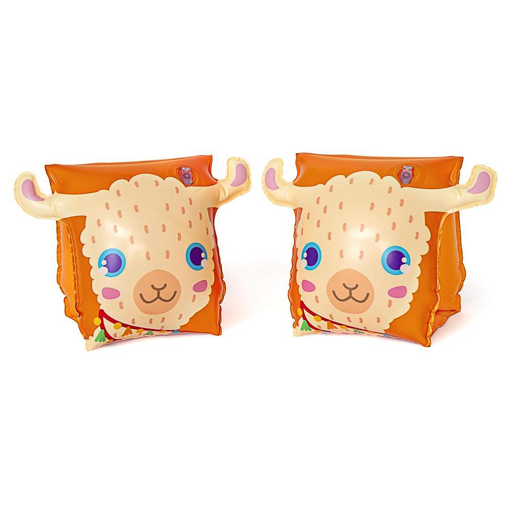 BESTWAY Нарукавники Little Llama, 23х15см, 32237